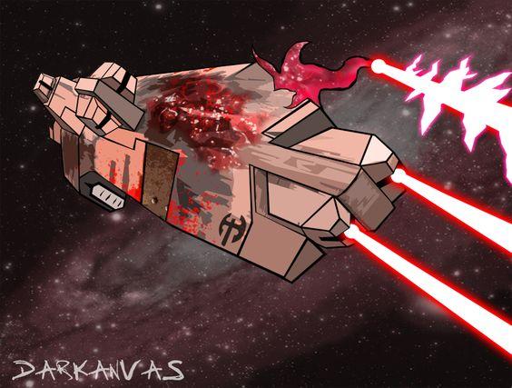 Beast Heavy Cruiser: Homeworld Cataclysm