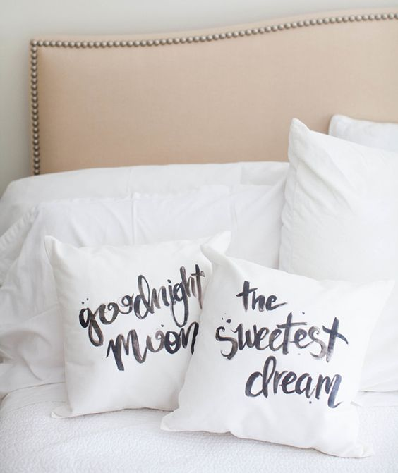 Diy Quote Throw Pillows : Sleep, Texts and Can t sleep on Pinterest