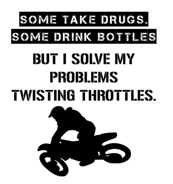 Dirt Bike Quotes: ~*Facebook Funnies*~