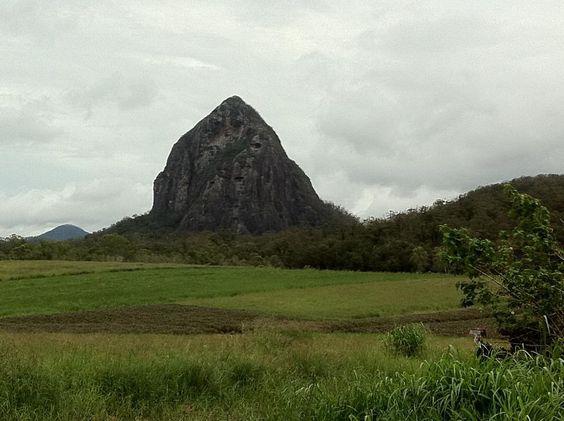 Glasshouse mountain