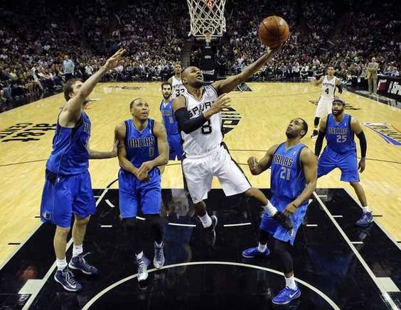 Here's Patty Mills, getting into the paint whenever he wants.   An Open Letter To San Antonio Spurs Fans