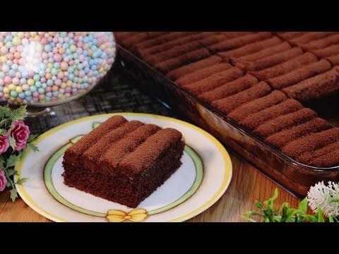 كيكة شوكولاتة راقية بكريمة اقتصادية سهلة وسريهة في الخلاط بدون كريمة بدون شانتية Youtube Arabic Dessert Chocolate Biscuits Food