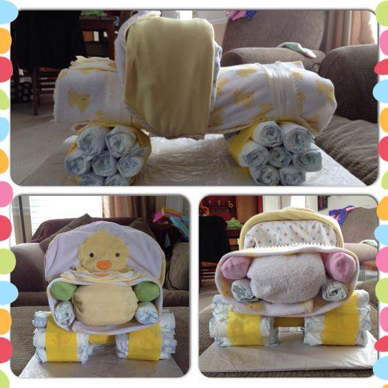 Duck diaper truck
