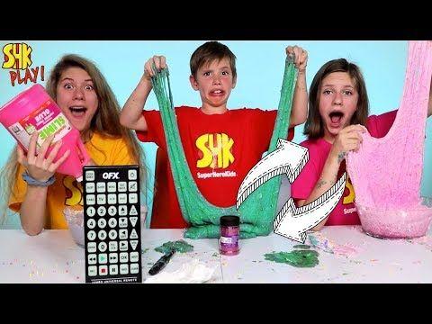 Pause Slime Challenge Switch Up Sis Vs Bro Vs Sis Superhero Kids Challenges Youtube Kid Challenge Slime Challenge Superhero Kids