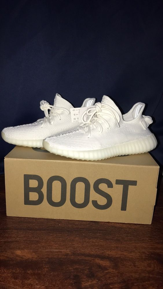 Adidas Yeezy 350 V2 Cream White Boost Low Sply Kanye West Cp9366