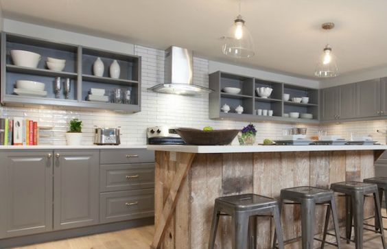 love the country gray cheap kitchen updates decor kitchens ideas
