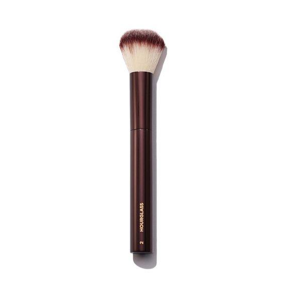 Hourglass Nº 2 Foundation/Blush Brush  vegan brush