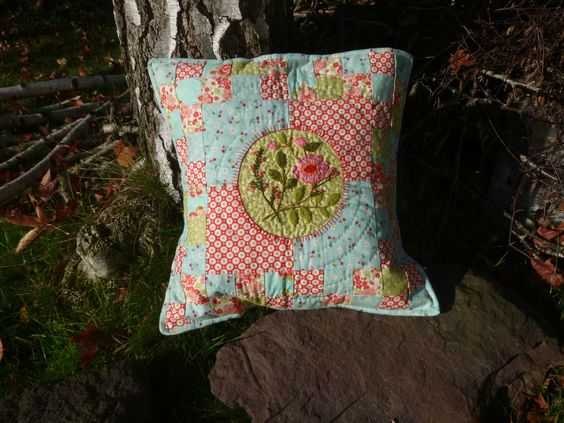 a beautiful cushion