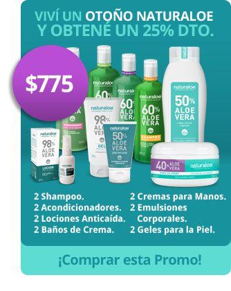 Shampoo de Aloe Vera - Shampoo Natural - Productos con Aloe Vera | Naturaloe