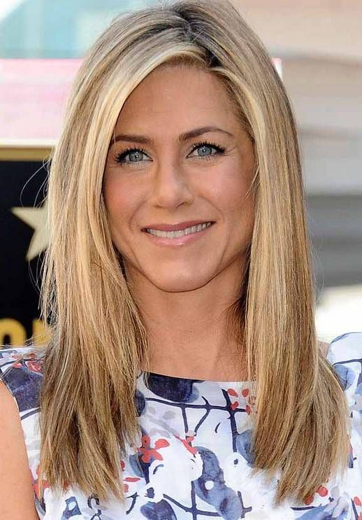 Awesome Jennifer Aniston Jennifer O39Neill And Hairstyles On Pinterest Hairstyle Inspiration Daily Dogsangcom
