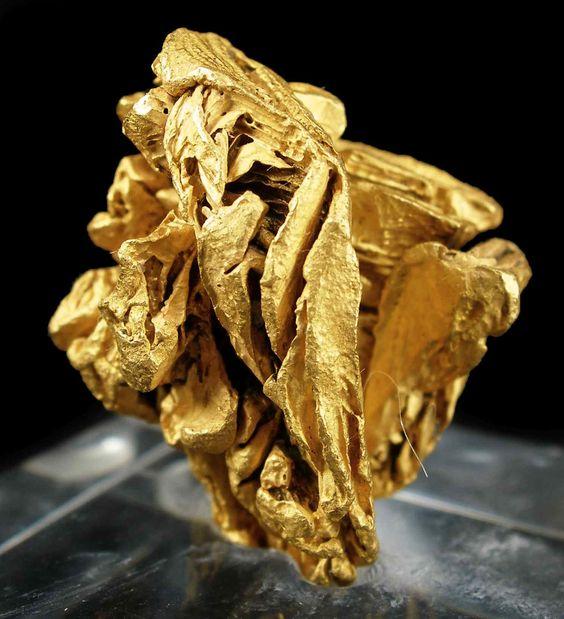 Gold from La Gran Sabana, near Santa Elana, Bolivar State, Venezuela [http://img.irocks.com/new09/cat05e.jpg]