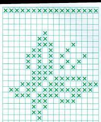 Resultado de imagem para caminho de mesa croche  com grafico de borboletas