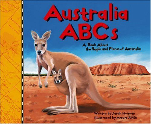Australia ABCs: A Book about the People and Places of Australia (Country ABCs) von Sarah Heiman http://www.amazon.de/dp/1404803505/ref=cm_sw_r_pi_dp_R1Sdvb1HCW8G2