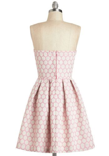 My Favorite Macaron Dress, #ModCloth