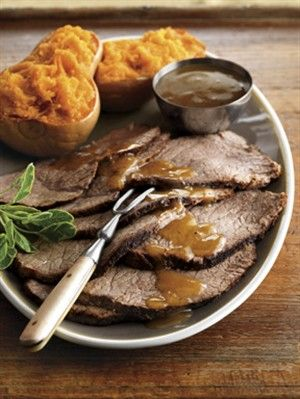 how to cook roast beef for a crowd