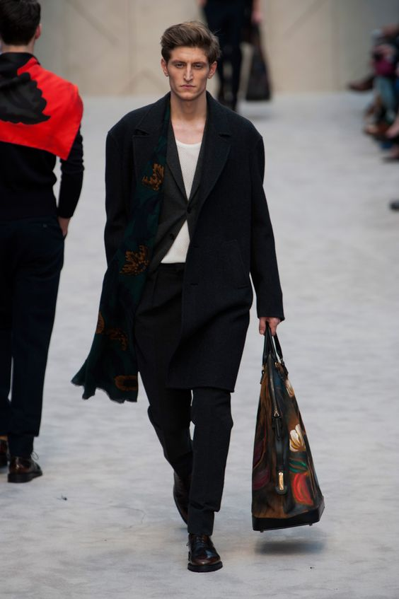 Burberry Prorsum MEN | Londres | Inverno 2014 RTW