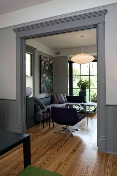Dark Grey Walls With White Trim Dark Gray Walls Dark Grey Room