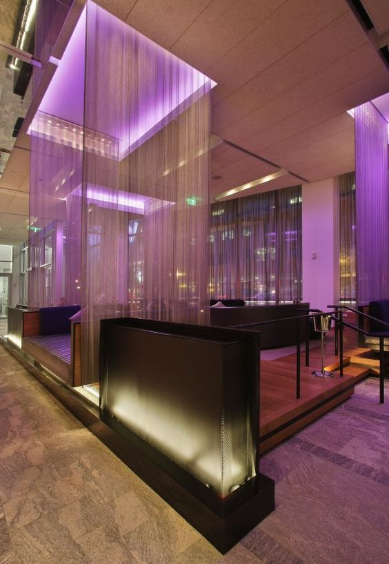 W Hotel The O 39 Jays And Wire Mesh On Pinterest