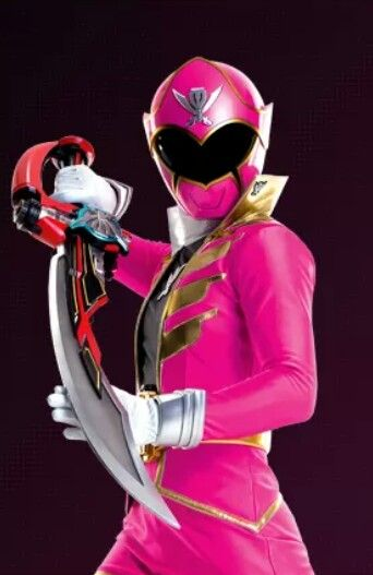 Pink Megaforce Power Ranger | Power Rangers | Pinterest ...