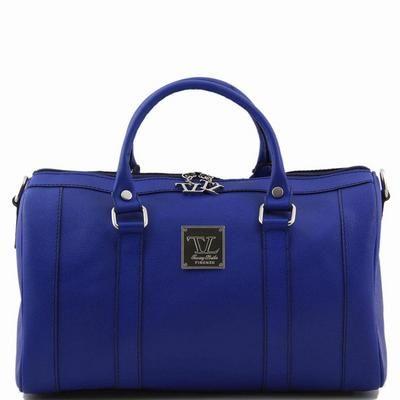 It Duffelbag blauw