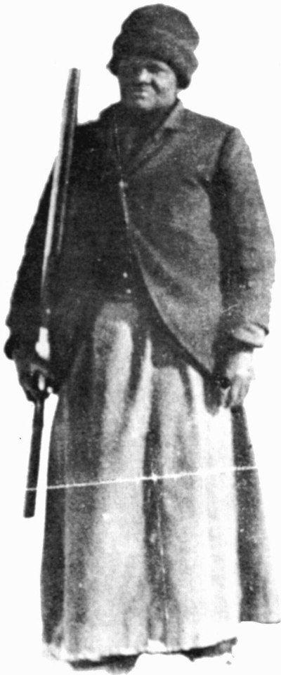 Mary Fields | Mary Fields, una donna forte nel Montana