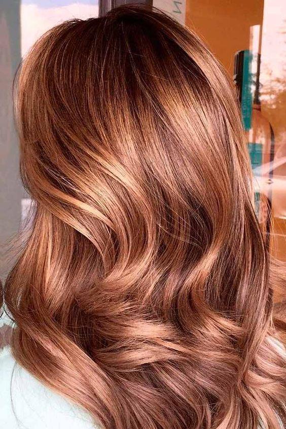 Caramel Auburn Www Yourfacebeautで詳細を確認 Frisuren Auburn Caramel Frisuren Wwwyourfacebeautで詳細を確認 Karamell Haarfarbe Haarfarben Caramel Haarfarbe