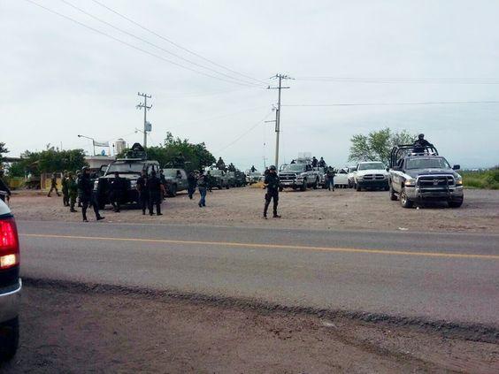 Despliegan a mil elementos de seguridad en Tierra Caliente - Quadratín Michoacán