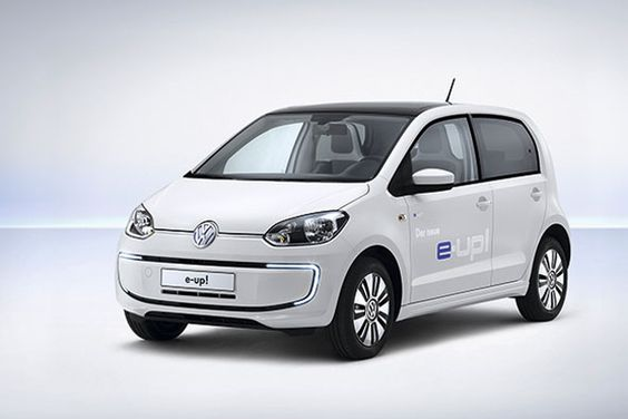 #VW e-up! Concept Rises Up As A Real #Electric #Car