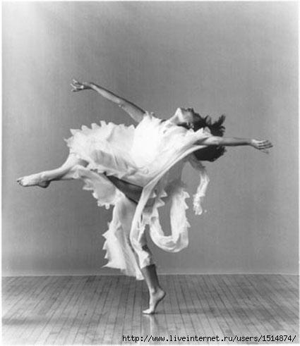 Isadora Duncan: