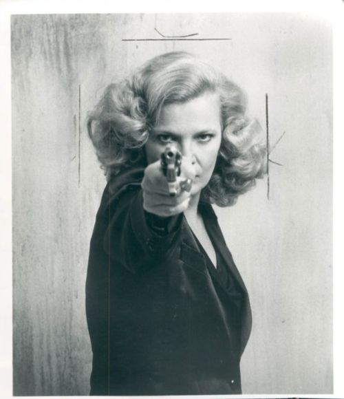 Gena Rowlands forGloriadirected by John Cassavetes, 1980