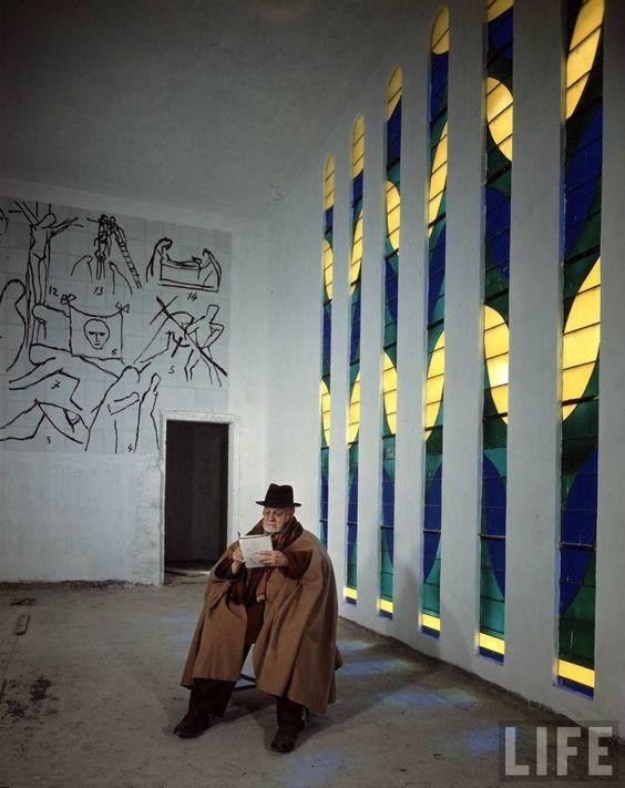 Matisse in Chapelle du Rosaire de Vence