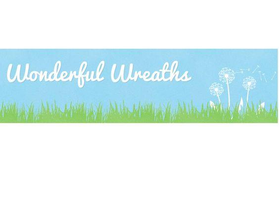 Visit www.wonderful-wreaths.blogspot.com