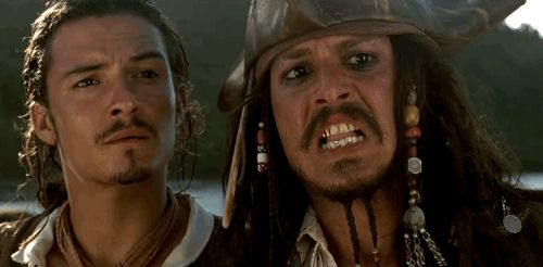 12 Times Jack Sparrow and Will Turner Showed Us That Friendship is the Real Treasure | Oh, Snap! | Oh My Disney