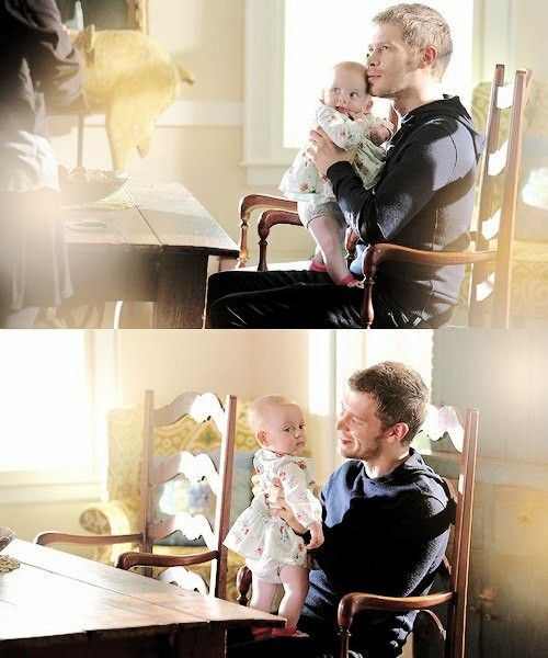 Who Is The Father Of Elena's Baby On Vampire Diaries : father, elena's, vampire, diaries, Mikaelson, Danielle, Klaus, Hope,, Vampire, Diaries,, Diaries, Originals