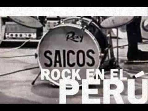 One of the forefathers of pre-punk/protopunk - Los Saicos from Peru - COME ON - 1964