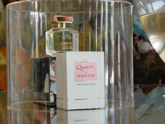 Queen of Seduction By Antonio Banderas - Blog da Lelê Navarro