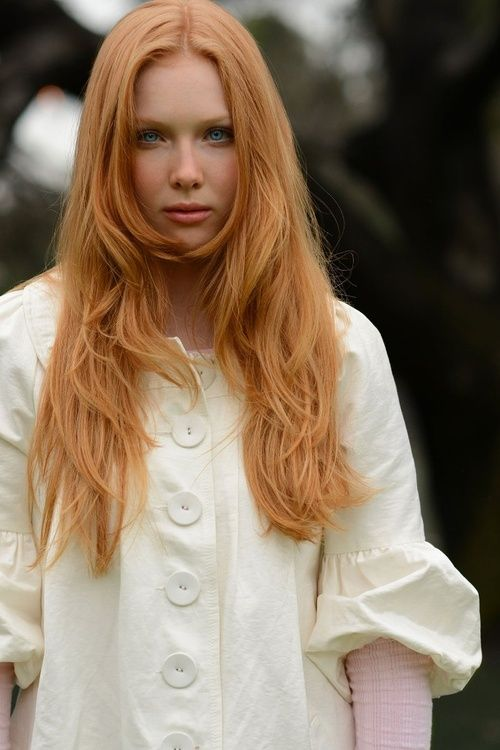 Molly Quinn Frm Michele Caine's bd: I Love Being A Redhead!