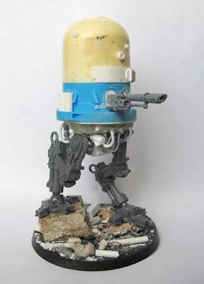 Talasa Prime: Renegade Gonk Walker