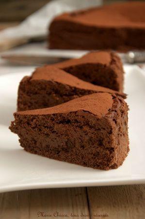 Le meilleur fondant au chocolat du monde...