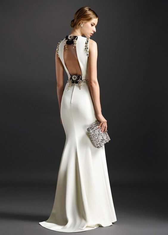 Dolce And Gabbana Evening Dress - Colorful Dress Images of Archive