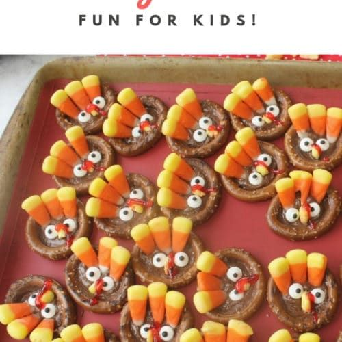 Whether You Display At A Thanksgiving Feast Or Celebrate The Season Of Being Grateful Wit Healthy Thanksgiving Treats Thanksgiving Treats Turkey Pretzel Treats