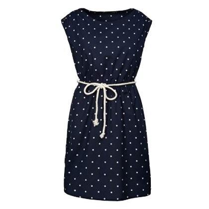 Kleid mit Polka-Dots  - armedangels