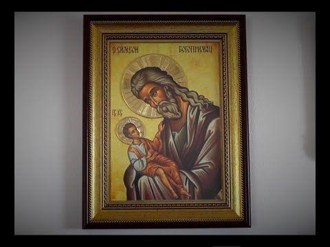 Pripreme za krsnu slavu Sv. Simeona - porodica Zobić