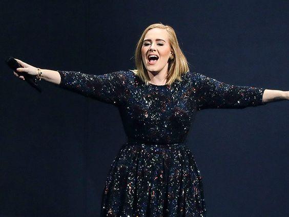 Star Tracks: Wednesday, September 7, 2016 | BELT IT OUT | Bow down! Adele…