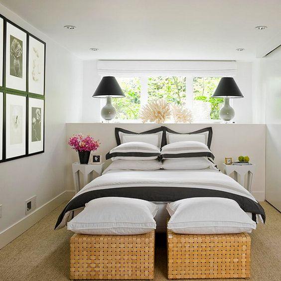 Soluciones Para Dormitorios Pequenos Ideas Para Habitaciones Pequenas Dormitorios Dormitorios Modernos Habitaciones Pequenas