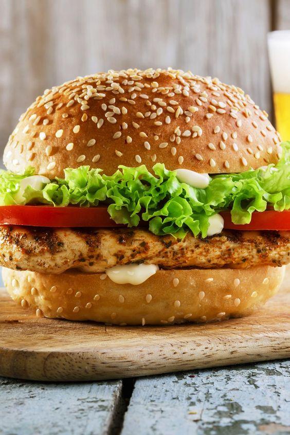 Weight Watchers Copycat Chilis Guiltless Grilled Chicken Sandwich