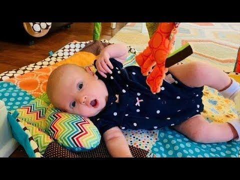 لقطات مضحكه لأطفال في مواقف حرجه 1 ارح نفسك مع الاطفال Youtube Baby Face Baby Face