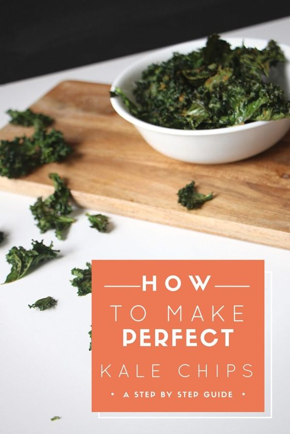 Modern Day Missus | How to make perfect kale chips | http://moderndaymissus.com