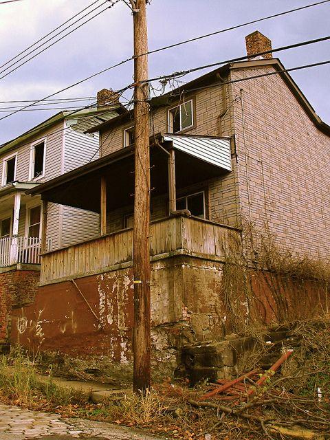 Mckeesport Pa Abandoned Houses Mckeesport Real Haunted Houses