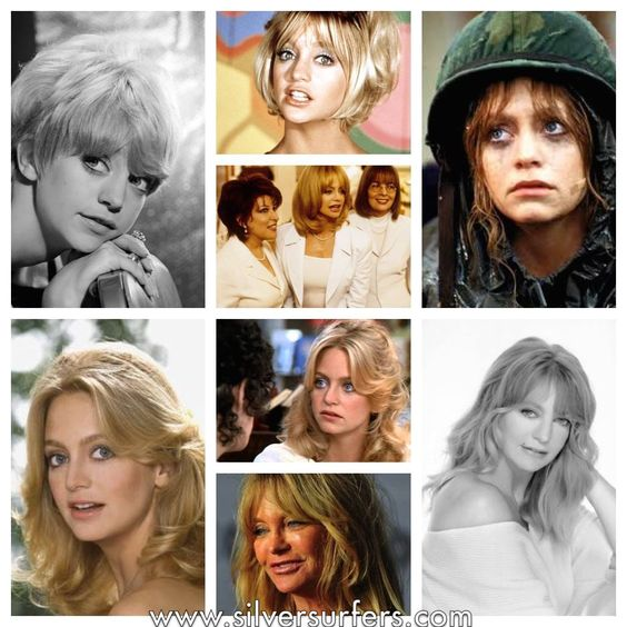 Happy 71st Birthday to actress, director, producer, and occasional singer, Goldie Hawn, who rose to fame in Rowan & Martin's Laugh-In. Do you have a favourite film that she starred in - There's a Girl in My Soup, Butterflies Are Free, Shampoo, Private Benjamin, Overboard, Bird on a Wire, The First Wives Club or something else?